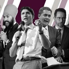 2019 Federal Leaders Debate (English)